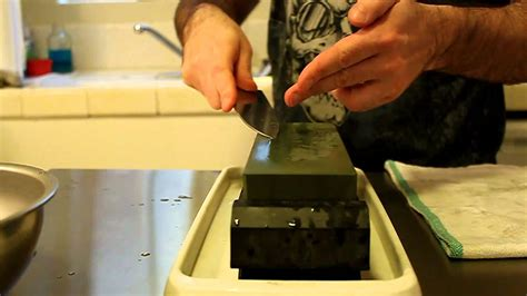 Sharpening The Tips Of Knives Japanese Knife Imports