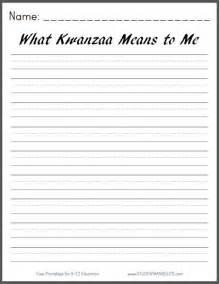 Free Printable Writing Prompt Worksheets