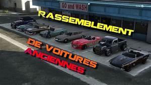 Meilleure Voiture Gta 5 : rassemblement de voitures anciennes sur gta online youtube ~ Medecine-chirurgie-esthetiques.com Avis de Voitures