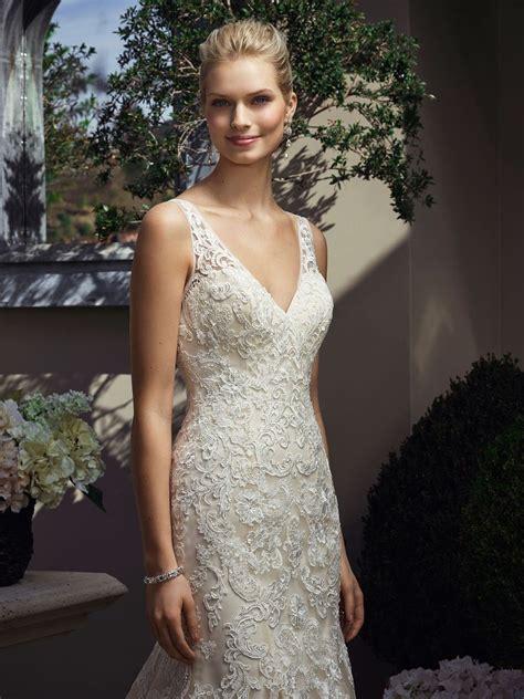 style  casablanca bridal