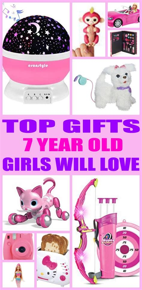 Best Gifts 7 Year Old Girls Will Love