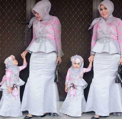 model gaun pesta muslim modern elegan terbaru