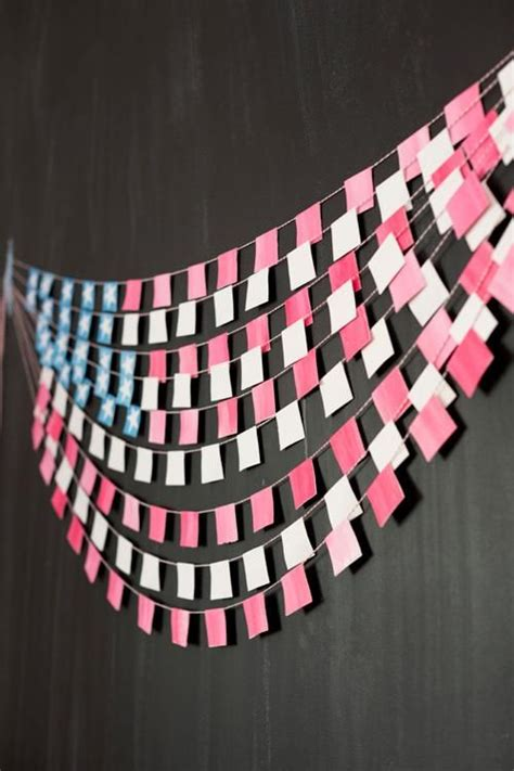 25 Best Ideas About American Flag Bunting On Pinterest