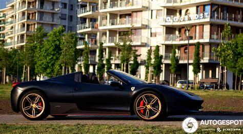Als der italienische sportwagenhersteller ferrari im jahr 2008 den ferrari. Ferrari 458 Spider - 13 June 2020 - Autogespot