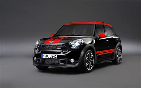 2018 Mini Cooper Countryman S All4 John Cooper Works Front