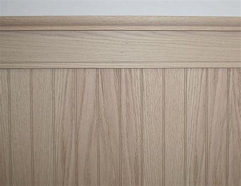 Beadboard Panels : Materials, Ideas, And Wainscoting I