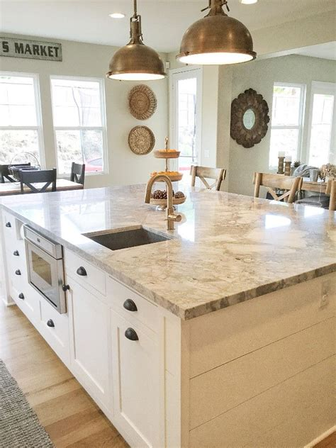 Farmhouse Kitchen Countertops - 63 best images about alternatives for marble countertops