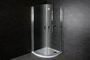 Duschkabine 90x90 Viertelkreis Radius 550 : runddusche viertelkreis duschkabine duschabtrennung radius 550 asymmetrisch ebay ~ Watch28wear.com Haus und Dekorationen
