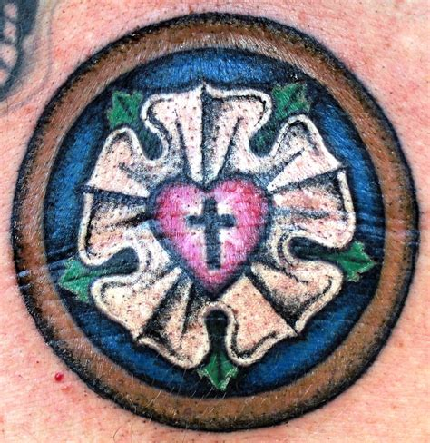 luther rose  tattoo ideas