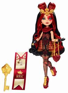 Lizzie Hearts Doll First Wave Ever After High