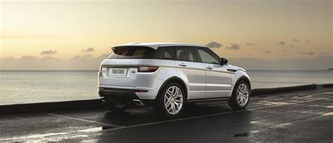 2016 Range Rover Evoque Prices Start From £30,200 In The