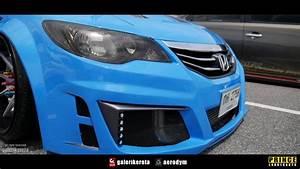 Honda Civic Fd Body Kit Custom Modified At Race Day