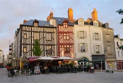 Orleans France Street Europe Dreamstime Cafe Coolest
