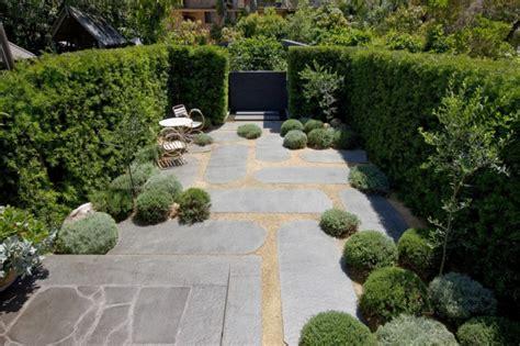 Splitt Im Garten  29 Moderne Gestaltungsideen