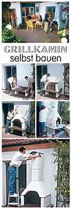 die besten 25 gartengrill selber bauen ideen auf With französischer balkon mit backöfen in haus und garten selbst gebaut