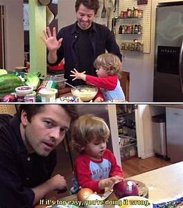 28 best images about Meanwhile Misha... on Pinterest ...
