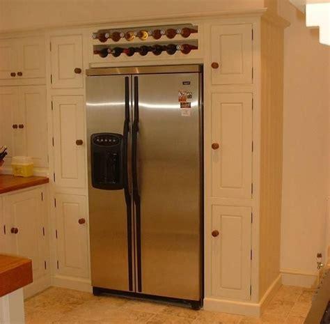 refrigerator ideas american fridge housing