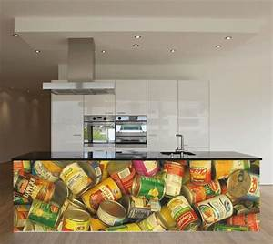 17 best images about adesivo para cozinha on pinterest With best brand of paint for kitchen cabinets with city skyline wall art