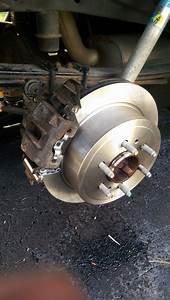 F150 Rear Axle Brake Caliper Diagram
