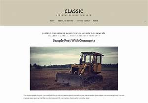 classic writing blogger template blogger templates gallery With free blogger templates for writers