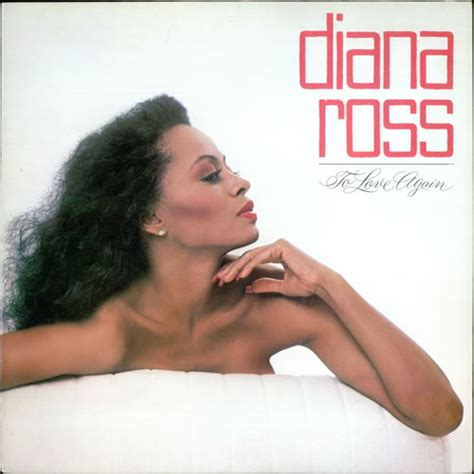 Diana Ross To Love Again Uk Vinyl Lp Record Stml12152 To