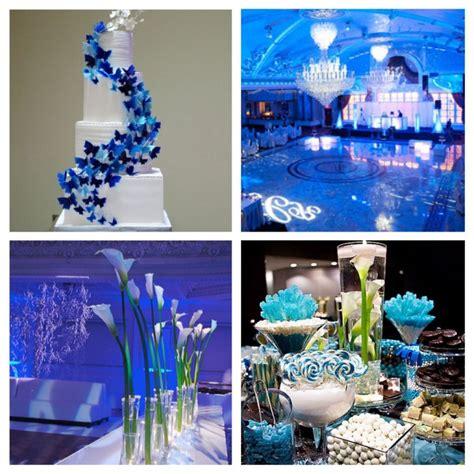 royal blue wedding centerpieces 14 photos of the royal