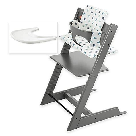 coussin chaise tripp trapp stokke tripp trapp high chair complete bundle in