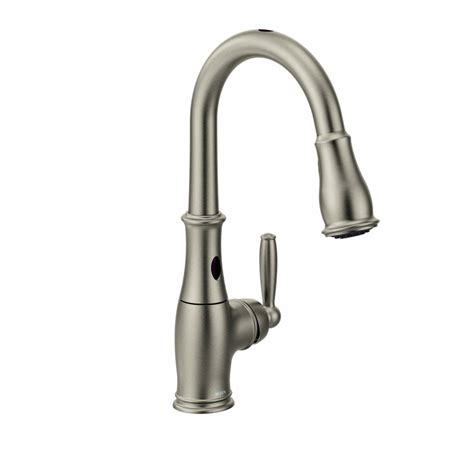 top ten kitchen faucets best touchless kitchen faucet reviews what are the best