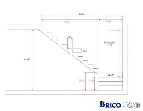 calculer un escalier avec palier besoin d aide pour un escalier avec palier