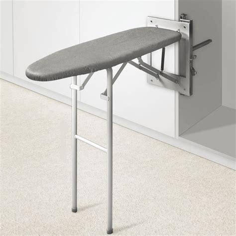 table de cuisine rabattable table à repasser rabattable