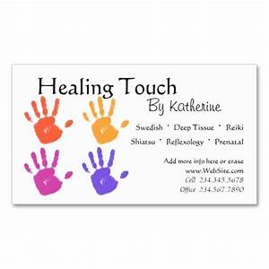 Massage therapist business card samples ideas for Massage therapy business card