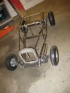 Go Kart Sized Hot Rod Chassis