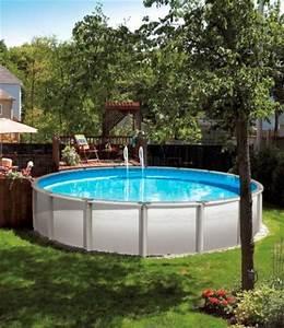 Piscine Hors Sol Resine : piscine r sine impulse m h 1 32 m ~ Melissatoandfro.com Idées de Décoration