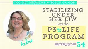 hCG Diet Interviews - Stabilizing UNDER LIW with the ...