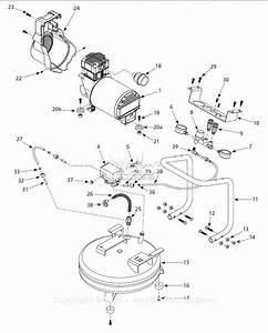 Campbell Hausfeld 1nne7 Parts Diagram For Air