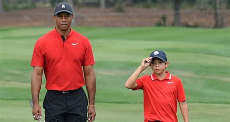 Tiger Woods and son Charlie finish seventh in PNC ...