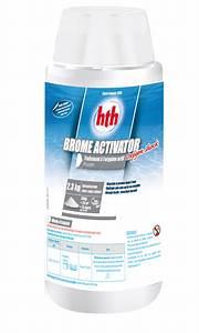 hth BROME ACTIVATOR Oxygen Shock