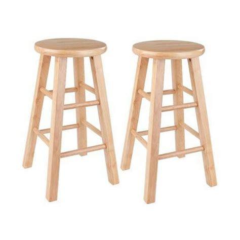 Target Kitchen Stools Wood Backless Barstool Set Hardwood Set Target