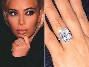 most expensive celebrity owned jewelry pieces in hollywood With kim kardashian wedding ring worth