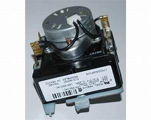 Ge Dryer Timer 175d2308p009 We04m0188 We4m188