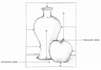 Draw Drawing Learning Relative Relationships Learn Sizing