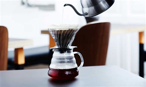 This speeds up the process and usually produces coffee with a 'cleaner' flavor, but it also creates a problem that's almost certain to arise. A Beginner's Guide to Making Pour-Over Coffee at Home | Extra Crispy