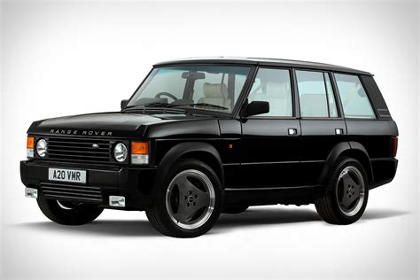Modifikasi Land Rover Range Rover by Range Rover Chieftain Uncrate