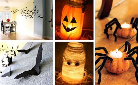 idee decoration halloween facile
