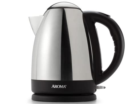 1.7-liter (7-cup) Stainless Steel Electric Water Kettle