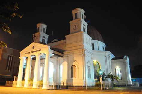 gereja blenduk gpib immanuel wisata yogyakarta