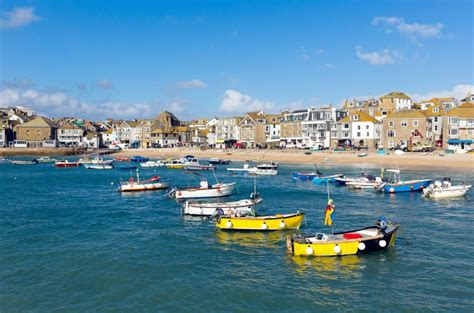 Boat Trip Cornwall by 6 St Ives Boat Trips For Your Next Seaside In