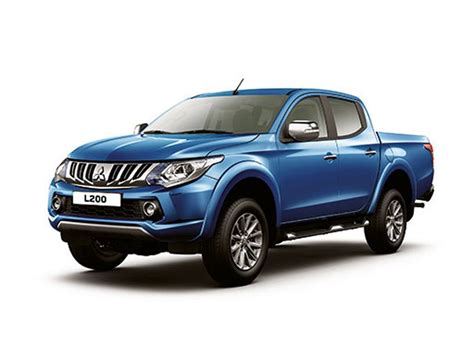 Mitsubishi Leasing by Mitsubishi L200 Series 5 Leasing Contract Hire