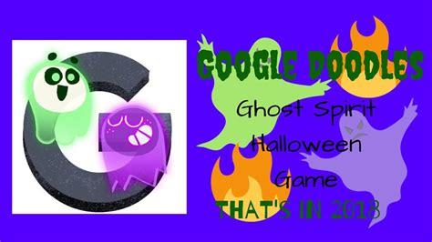 Halloween 2018 Doodle Hack Halloween 2018 First Ever Multiplayer Interactive Game Doodle Google Halloween Doodle 2018 High Score