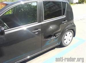 Astuce Anti Radar : radar mobile avec d tecteur de vitesse int gr dans la porti re d une voiture banalis e ~ Medecine-chirurgie-esthetiques.com Avis de Voitures